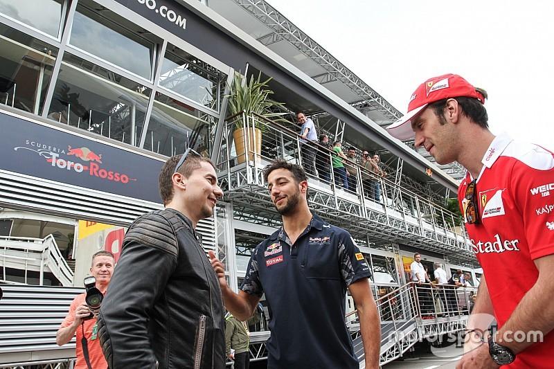 """""""La F1 debería parecerse a MotoGP"""""""