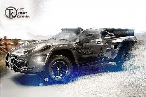 Dakar 2020 Konsept Tasarım