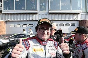Вышедший из комы чемпион GT выступит в европейском ралли-кроссе