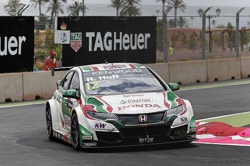 Morocco WTCC: Hondas dominate as Huff heads 1-2-3
