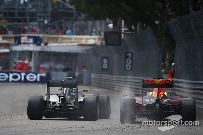 Analysis: Why Hamilton escaped penalty in Ricciardo battle