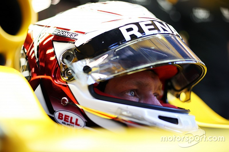 """Motivated"" Magnussen set for FIA fitness test at Monza"