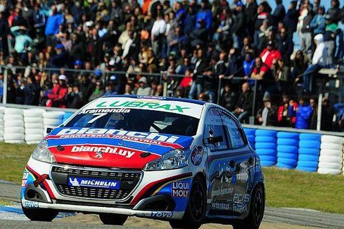 Aramendía logró la victoria en la sexta fecha del Superturismo