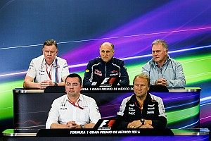 Formula 1 Press conference Mexican GP: Friday's press conference
