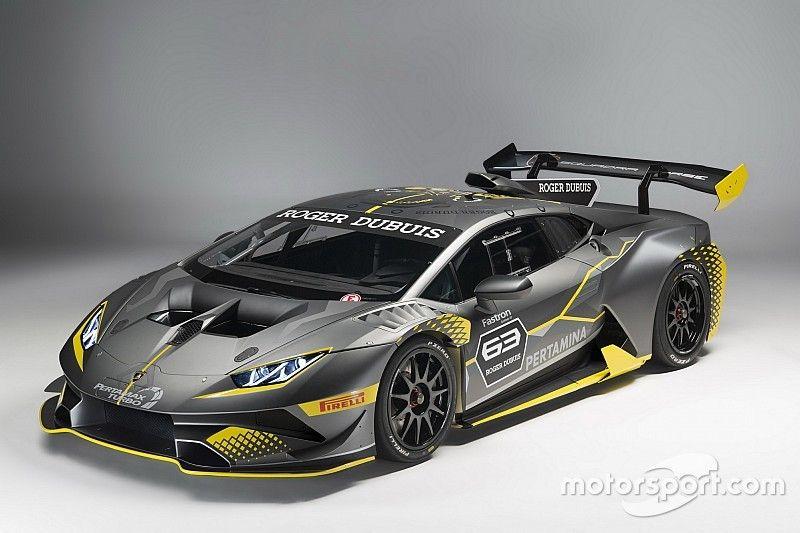 Ecco la Lamborghini Huracán Super Trofeo EVO