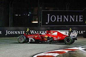 フェラーリ、ベッテルのエンジンにダメージがないことを確認