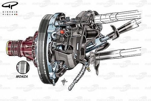 Idea Ferrari: col pivot sul puntone si personalizza la sospensione anteriore!