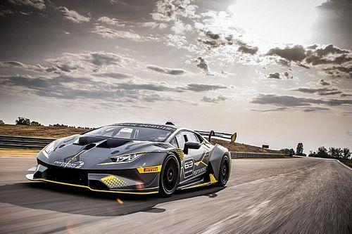 Wajah baru Lamborghini Huracán Super Trofeo