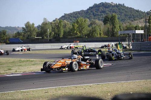 F2 Italian Trophy: a Vallelunga riparte la caccia al titolo con Ponzio leader