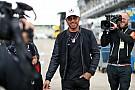 Hamilton explicó su ausencia a la exhibición de F1 en Londres