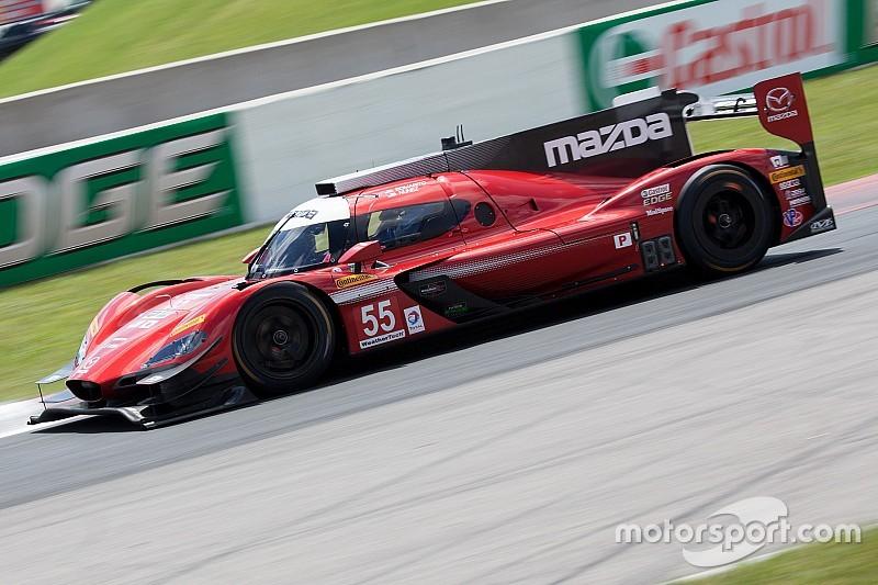 Легендарная команда «Ле-Мана» объединилась с Mazda в чемпионате IMSA