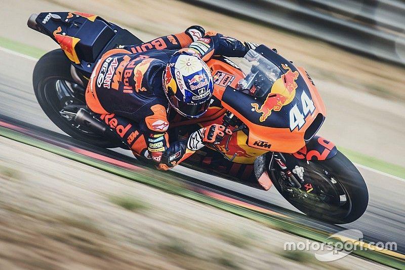 KTM offre un test MotoGP à Miguel Oliveira
