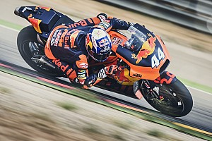 MotoGP News MotoGP 2017: KTM gibt Moto2-Talent eine Testchance