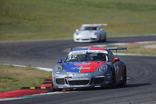 Carrera Cup italia, Mugello: Quaresmini alla prima pole 2017!