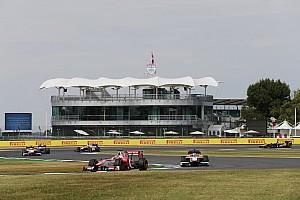 FIA F2 Reporte de prácticas Leclerc lidera la práctica libre de F2 en Silverstone