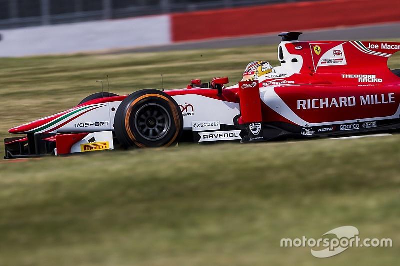 Leclerc se lleva su quinto triunfo de la temporada en Silverstone