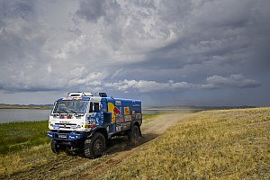 Cross-Country Rally Stage report Silk Way Rally: Sprint finish for Amos and Nikolaev…