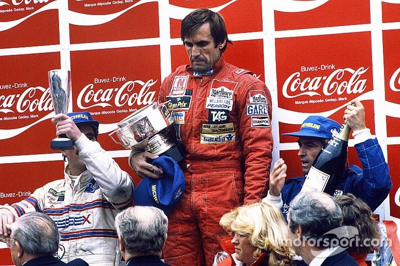 Última victoria de un piloto argentino en la F1