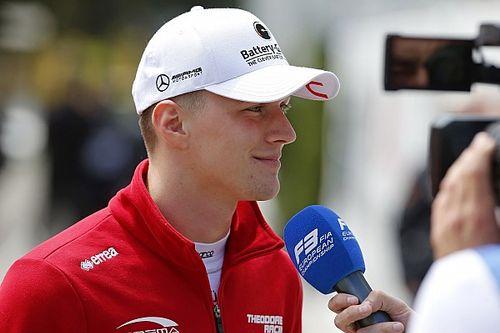 F3 Pau: Günther pakt eerste seizoenszege in tweede race