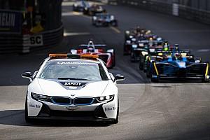 Formule E Nieuws Waarom Tesla niet de safety car aan Formule E leverde