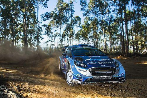 Portekiz WRC: Zafer favorileri sorun yaşadı, Tanak lider
