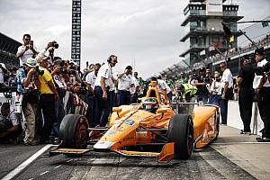 "IndyCar Breaking news McLaren ""neither confirms nor denies"" IndyCar rumors"