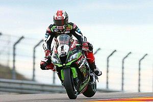 Kawasaki: test a Portimao per Rea e Sykes su assetto e gomme