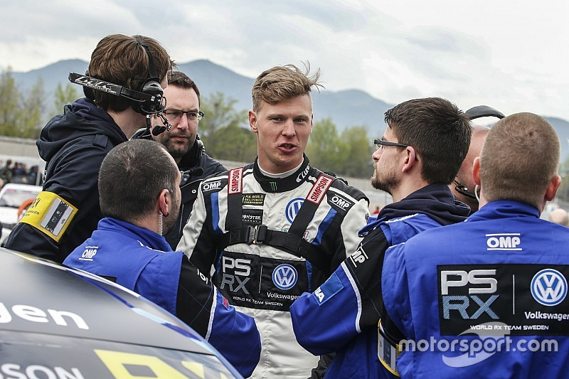 Portugal WRX: Kristoffersson sweeps opening day ...