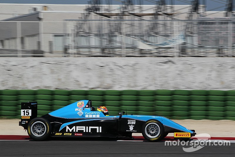 Misano F4: 11th for Maini amid difficult weekend