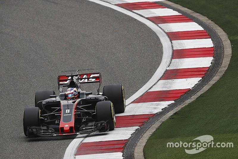 Grosjean dan Palmer dijatuhi penalti grid di GP Tiongkok
