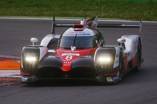 Toyota ends final WEC Prologue test session fastest