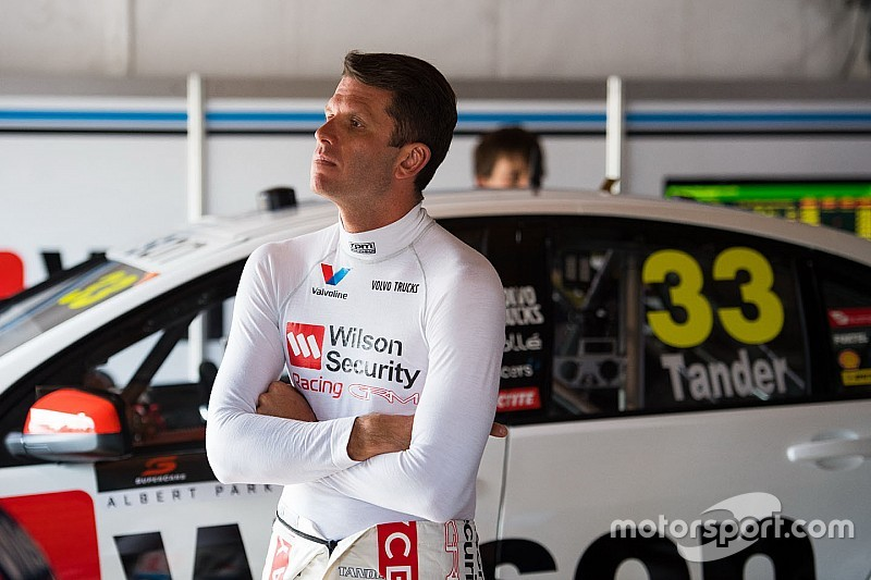 Perth Supercars: Tander sets early practice pace