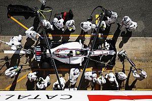 Wie die breiteren Reifen in der F1 2017 die Boxenstopps verändern
