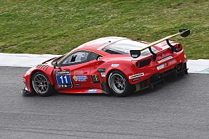 Endurance Qualifying report Scuderia Praha Ferrari on pole for the 24H Circuit Paul Ricard
