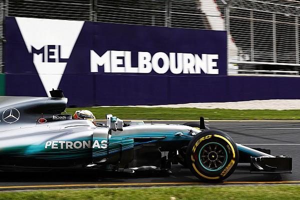 Formula 1 Antrenman raporu 2017 Avustralya GP 2. antrenman - Hamilton yarım saniye farkla lider!