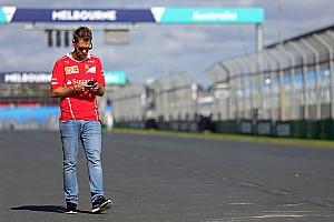 Формула 1 Хроніка ГП Австралії: вікенд крок за кроком у фотографіях