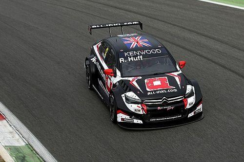 Huff croit au titre sur la Citroën du Münnich Motorsport