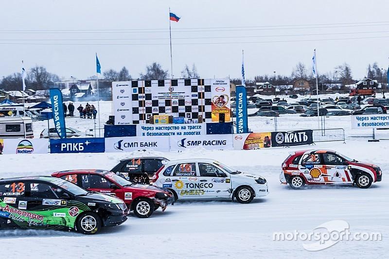 II этап Чемпионата России по трековым гонкам на льду прошел на Раменском Ипподроме