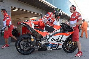 """【MotoGP】ロレンソ「タイヤに""""危険""""を察知し、走行を中断した」"""