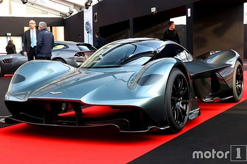 Aston Martin AM-RB 001: dit zijn de eerste beelden