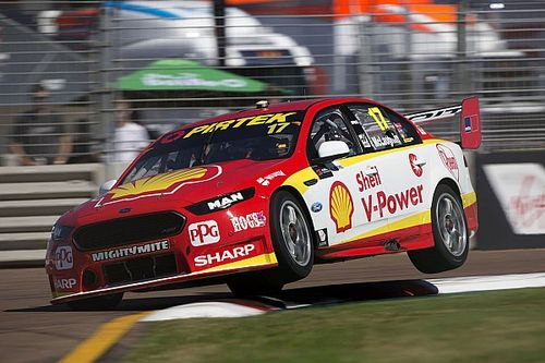 Townsville Supercars: McLaughlin takes record-breaking pole