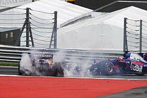Alonso déplore les risques inutiles pris par Kvyat au départ