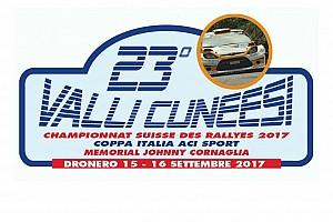 Schweizer rallye News Die 23. Rally Valli Cuneesi ist bereit für die Schweizer!