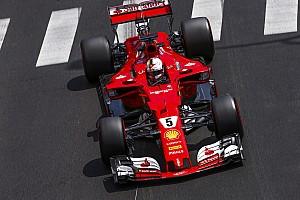 EL3 - Vettel et Ferrari impressionnent avant les qualifications