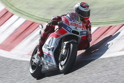 """Lorenzo: """"Ducati heeft één of twee zwakke plekken ten opzichte van Yamaha en Honda"""""""