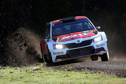Australia APRC: Veiby leads Gill after Leg 1