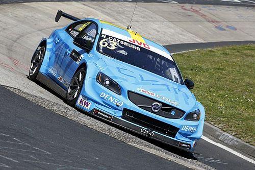 Nurburgring WTCC: Catsburg breaks lap record in FP2