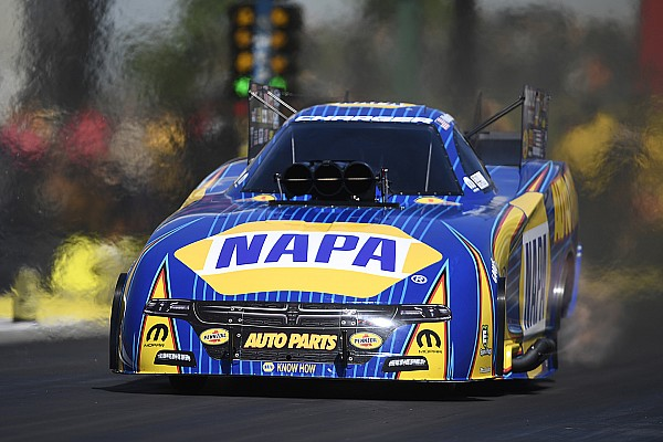 NHRA Capps hoping to carry momentum into Epping