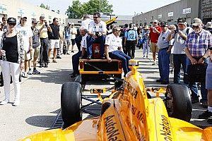 La McLaren conferma che Fernando Alonso farà un test privato in Indycar