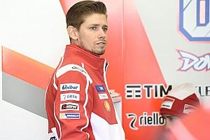 MotoGP Últimas notícias Stoner retorna à MotoGP testando pela Ducati em Valência